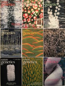 nature-genetics-covers