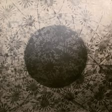 Silver Cell - var. 4, 1/1. woodcut, 3'x3'