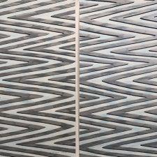 Waves - var. 29 & 30, 1/1, woodcut, (2) 3'x3'