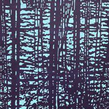 "Woodland Landscape X - var.3, R, 1/1, woodcut, 32"" x 24"""