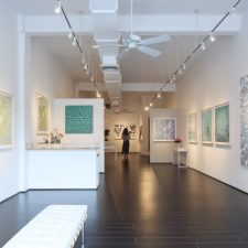 Eve Stockton Art featured at Kenise Barnes Fine Art, Photo by Susan Fisher Photography