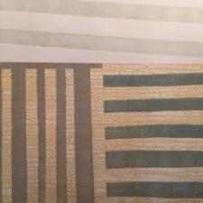 Agrarian - var. 16 (Winter), 1/1, woodcut, 3'x3'