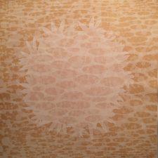 Zum/Bloom - Figure, AP, 2/2, woodcut, 3'x3'