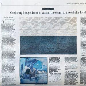 Image of Washington Post article