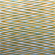 Waves - var. 2, 1/1, woodcut, 3'x3'