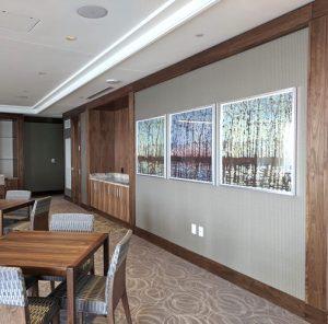 Woodland Landscape VIII prints - 50 Liberty St. Condominiums, Boston, MA