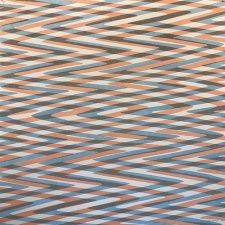 Waves - var. 17, 1/1, woodcut, 3'x3'