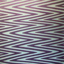 Waves - var. 25, 1/1, woodcut, 3'x3'
