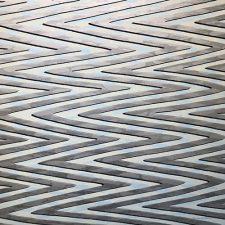 9. Waves - var. 33, 1/1, woodcut w/ wc, 3'x3'