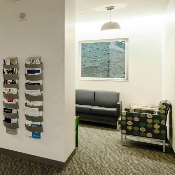 Eve Stockton Art Installation at NYU Langone Medical Center Art