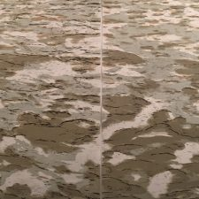 Tidal Pool II, 3/4 & 4/4, woodcut, (2) 3'x3'