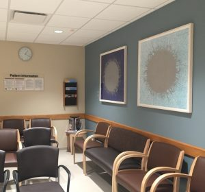 Two Bursts, Montefiore Medical Center, Ophthalmology Department