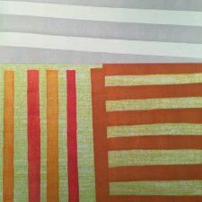 Agrarian - var. 13 (Spring), 1/1, woodcut, 3'x3'